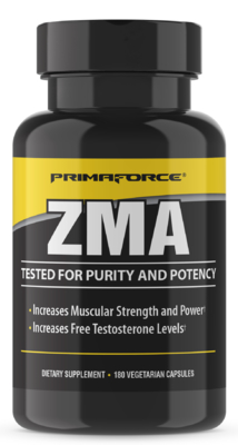 Primaforce ZMA (180 caps)