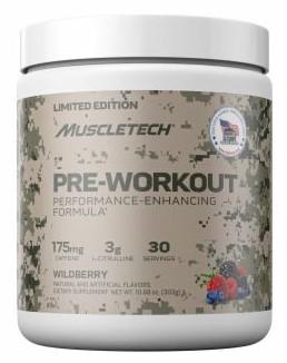 MuscleTech Pre-Workout Limited (303 gr)