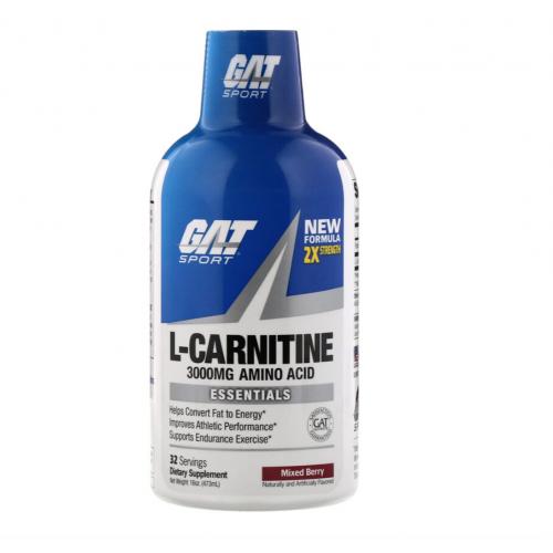 GAT L-Carnitine 3000 (473 ml)