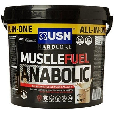 USN Muscle Fuel Anabolic (4 kg) > Gainer >