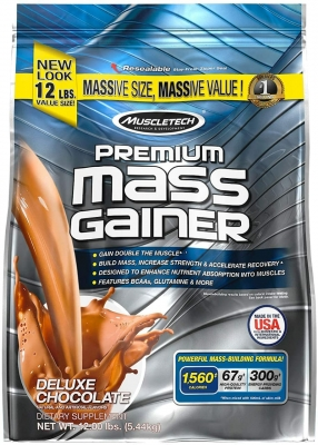 Muscletech Premium Mass Gainer 5.5kg